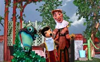 Urania Puppentheater: Kasperl und Pezi