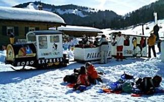 Skigebiet Pillerseetal