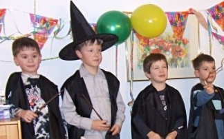 Kindergeburtstag Harry Potter mit pipapo