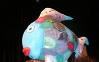 Sargfabrik - Kindertheater Pipifax Regenbogenfisch