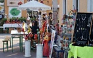 Kunststube in Podersdorf: Ostermarkt