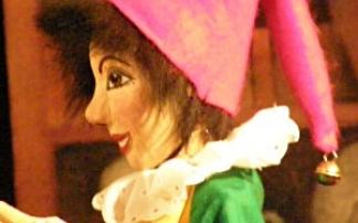 Kasperlinchen Puppenbühne Träumeland