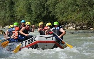 Rafting Enns