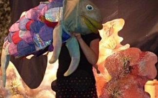 Der Regenbogenfisch - Kuddel Muddel Theater