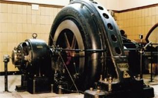 Schaukraftwerk Schwellöd