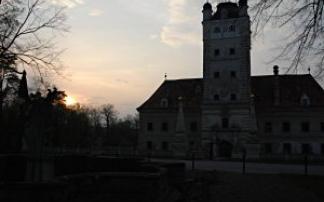 Schloss Greillenstein Geistertour