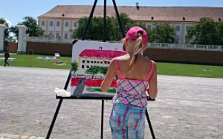 Luftschlösser malen