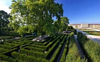 Schönbrunn Labyrinth