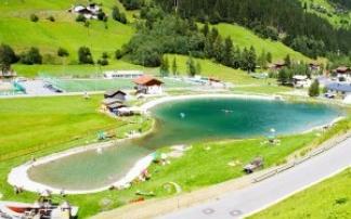 Wasserpark - Badesee in See am Talboden