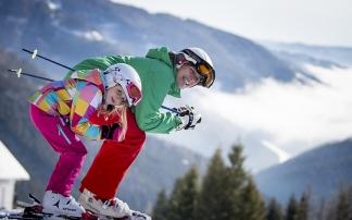 Skigebiet Veitsch-Brunnalm
