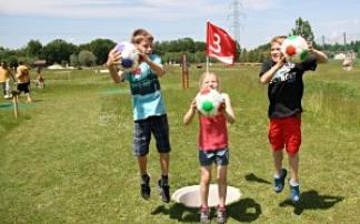 Kindergeburtstag im Soccerpark Salzburg