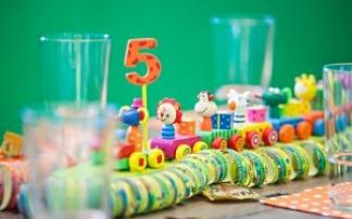 Kindergeburtstag in der SPIELFABRIK Indoorspielplatz