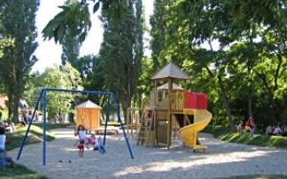 Spielplatz Industriestraße