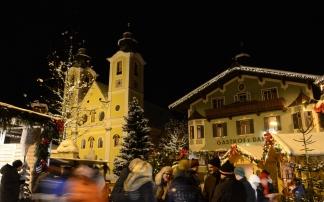 Weihnachtsmarkt St.Johann in Tirol