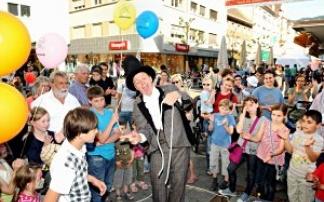 Stadt der Kinder Bregenz