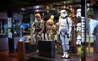 Star Wars Ausstellung
