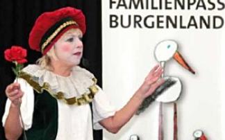 Burgenländisches Familienpass-Fest im Landtechnikmuseum in St. Michael