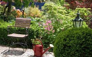 Die hängenden Gärten der Sulamith - Schaugarten in St. Kathrein