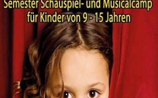 Schauspielcamp im Theaterlabor
