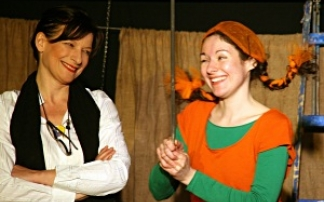 Pippi Langstrumpf vom theater tabor