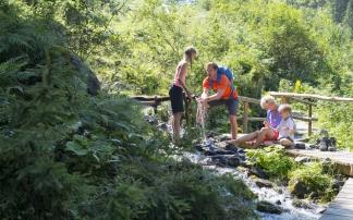 Smaragdweg ins Habachtal: Geologischer Themenweg