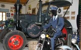 Traktorium Drasenhofen