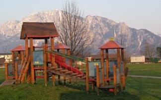 Spielplatz Unterach
