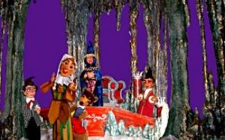 """Wiener Urania Puppentheater: """"Die Kristalle des Koboldkönigs"""""""