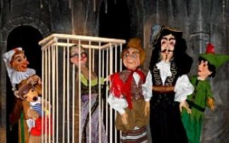 """""""Pezi Pan und die Reise ins Nimmerland"""" im Wiener Urania Puppentheater"""