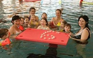 Kindergeburtstag im Vivax Hallenbad Mürzzuschlag