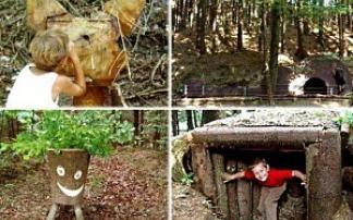Wald der Kinder
