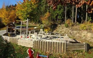 Spielplatz in Waldburg