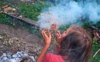 Waldläuferbande - Die Natur&Wildnisschule für Kinder