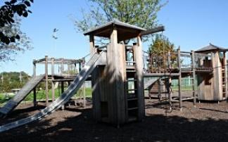Wals Spielplatz Grünau