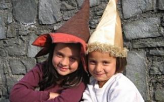 Kindergeburtstag Burg Wels