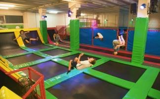 JumpMaxx Wien: Trampolin-Springspaß für die ganze Familie