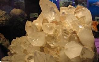 Kristallausstellung Winklern
