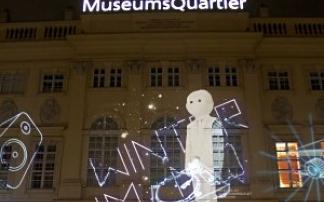 Museumsquartier Winter