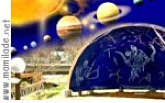 Planetenweg Himmel auf Erden