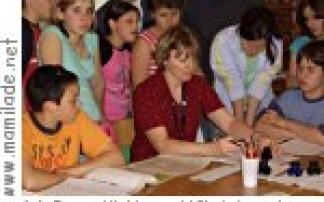 Ferienprogramm Benediktinerstift Admont
