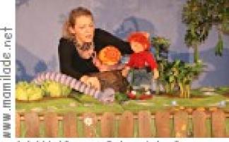 Fritzi & die Gemüsesuppe