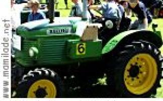 Traktorentreffen im Freilichtmuseum