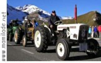 Traktor WM in Bruck und Fusch