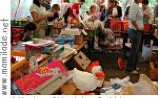 Bamkraxler Kinderflohmarkt