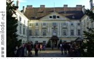 Schloss Fridau Christkindlmarkt