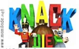 Mariagrüner Kindertheater: Knack die Nuss
