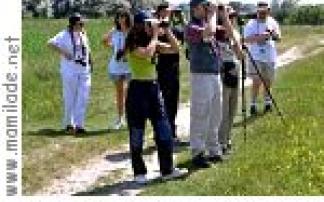 Exkursionen für Kinder im Nationalpark Neusiedler See