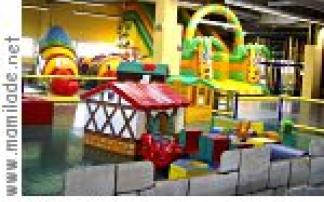 Farbie Kinderspielwelt Spielraum