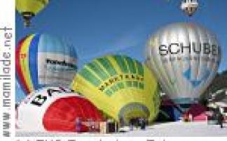 Ballonfestival im Tannheimer Tal