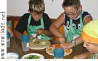 Gemüsezwerge - Gartenküche für Kinder in Bruckneudorf
